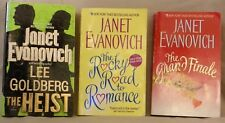 (Lot of 3) The Heist, The Rocky Road to Romance &The Grand Finale