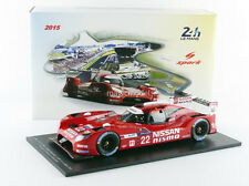 Spark Nissan GT-R LM LMP1 Le Mans 2015 #22 in 1/18 Scale.  New Release!