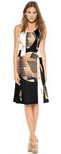 NWT Clover Canyon Metal Orbs Sleeveless Dress Size XS Retail $339