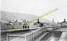 Edale Railway Station Photo. Hope to Chinley and Chapel-en-le-Frith Lines. (3)
