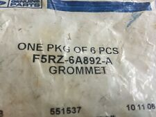 Ford OEM F5RZ6A892A PCV Valve Grommet LOT OF 6 Contour, Escape, Escort, Focus