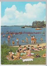(99415) AK Wusterwitz, Bootsliegeplatz an der Regattastrecke, 1975