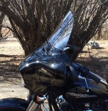 "12"" Clear Windshield 2014-Current Harley, Street Glide,  FLHR FLHT FLHX TOURING"