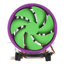 Quiet CPU Radiator Cooler Fan for Intel LGA 775/115X AMD AM2/754/939/940 S5AT