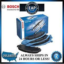 For A3 TT Beetle Golf Jetta Bosch Blue Semi Metallic Front Disc Brake Pads NEW