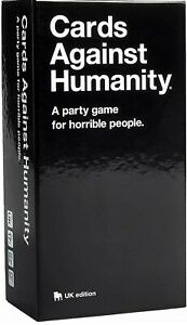 UK EDITION Cards Against Humanity VERSION 2.0 Adult Party Game Card Games New