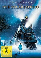 DVD ° Der Polarexpress ° Tom Hanks ° NEU & OVP