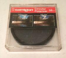 Samigon Circular Polarizer 55mm with Case