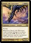 TENEB, THE HARVESTER Planar Chaos MTG Gold Creature — Dragon RARE