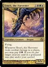 TENEB, THE HARVESTER Planar Chaos MTG Gold  Creature — Dragon RARE