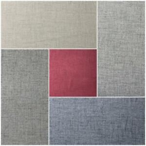 High Quality Grampian Brushed Wool Like Woven Upholstery Curtain Cushion Fabric