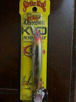 Strike King KVD Suspending Jerk Bait, Deep Diving, Clown - 508