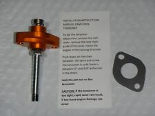 Orange Timing Cam Chain Tensioner Manual Adjuster Kawasaki Yamaha 250 300 400