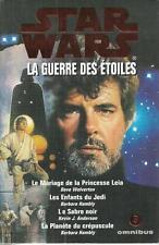 STAR WARS - INTEGRALE OMNIBUS T. 3 - TETRALOGIE DES GENERATIONS -1999-