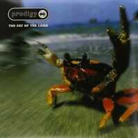 THE PRODIGY - THE FAT OF THE LAND 2 VINYL LP NEW+