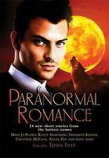 The Mammoth Book of Paranormal Romance (Mammoth Books), By Trisha Telep,in Used