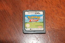 Pokemon Dash (Nintendo DS) - GENUINE - WITH WARRANTY