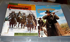 American Cinematographer Lot 2 - Westerns are Back:Silverado / Wyatt Earp Epic