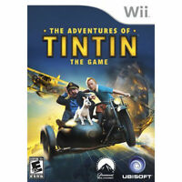 The Adventures of Tintin: The Game - Nintendo  Wii Game