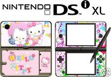 Nintendo DSi XL HELLO KITTY Vinyl Skin Decal Sticker