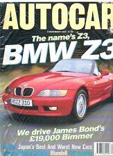 AUTOCAR - 8 November 1995  Road Test: Citroen Xantia 2.0i SX Estate