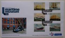 GBFDC Association - 2013 AGM Merchant Navy Merseyside Maritime Museum FDC