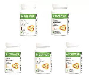 HERBALIFE Afresh Energy Drink/ Herbal Tea 50 gm
