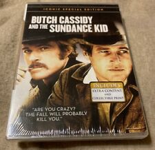 Butch Cassidy and the Sundance Kid (Dvd, 2000, Iconic Spe 00004000 cial Edition) New