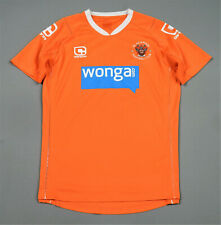 Blackpool Carbrini Shirt Home Jersey 2010-11 Size S