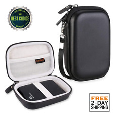 Shockproof Carrying Case For WD My Passport External Hard Drive Storage EVA