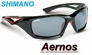 Shimano Sunglass Aernos Sonnenbrille Polbrille Race Brille Polarisationsbrille