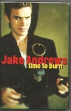 JAKE ANDREWS Rare 1999 SAMPLER PROMO DJ Cassette Tape SEALED USA Mother Earth