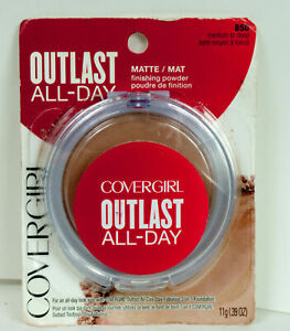 Covergirl Outlast All-Day Matte Finishing Powder 850 Medium to Deep