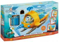 Fisher Price The Octonauts GUP S Polar Exploration Vehicle Lights Sounds Phrases