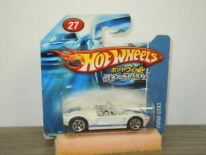 Ford GTX1 - Hotwheels Hot Wheels - in Rare Japanish Box *44339