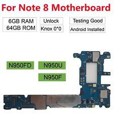 Motherboard Scheda Madre Samsung Galaxy Note 8 N950F, N950FD