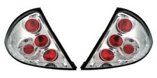 CLEAR LEXUS STYLE TAIL LIGHTS LAMPS FOR FORD MONDEO MK3 10/2000-5/2007 NICE GIFT