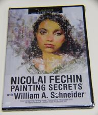 """Nicolai Fechin Painting Secrets"" by William A. Schneider - Art Instruction DVD"