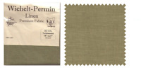 Wichelt Permin PREMIUM LINEN FABRIC 32 Count Cross Stitch 18 x 27 TUMBLEWEED