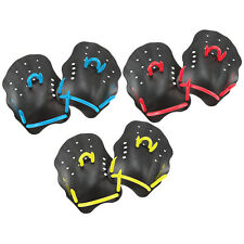 SPEEDO NEMESIS CONTOURED SWIM PADDLES Stroke PracticeTraining Swimmer 7753007