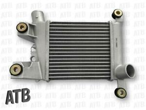 Ladeluftkühler Voll-Alu für Nissan Navara Pick Up D22 2,5 TD Neu