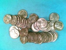 1946-S BU Lincoln Cent Roll 50 Coins (001)