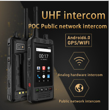Unlocked Rungee W5 Shockproof Walkie Talkie IP67 Waterproof Android Smartphone