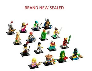 LEGO 71029 Series 21 Minifigures NEW SEALED ~You Pick~