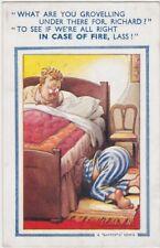 Bamforth Comic Series NO. 638 Post Card    a