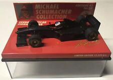 New listing Minichamps 1998 Michael Schumacher Ferrari Fiorano Testcar #3 1:43 MIB •