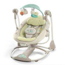 Bright Starts Babyschaukel Faltbar Waschbar