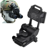Hunting Helmet parts L4G24 NVG Alloy Metal Helmet Mount CNC for PVS15 PVS18 GPN