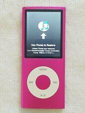 Mb907Ll 16Gb 4th Generation iPod Used - 1 Original Owner - Pink