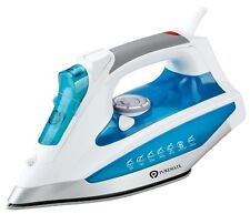 2 x PureMate® 2600W Powerful Steam Iron with Ceramic Soleplate & Auto shut off